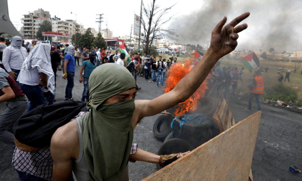 Burials And Protests In Gaza As Palestinians Mark 'Nakba'