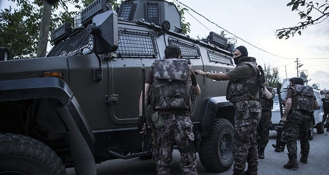 54 Detained During Anti-ISIS Operation In Istanbul