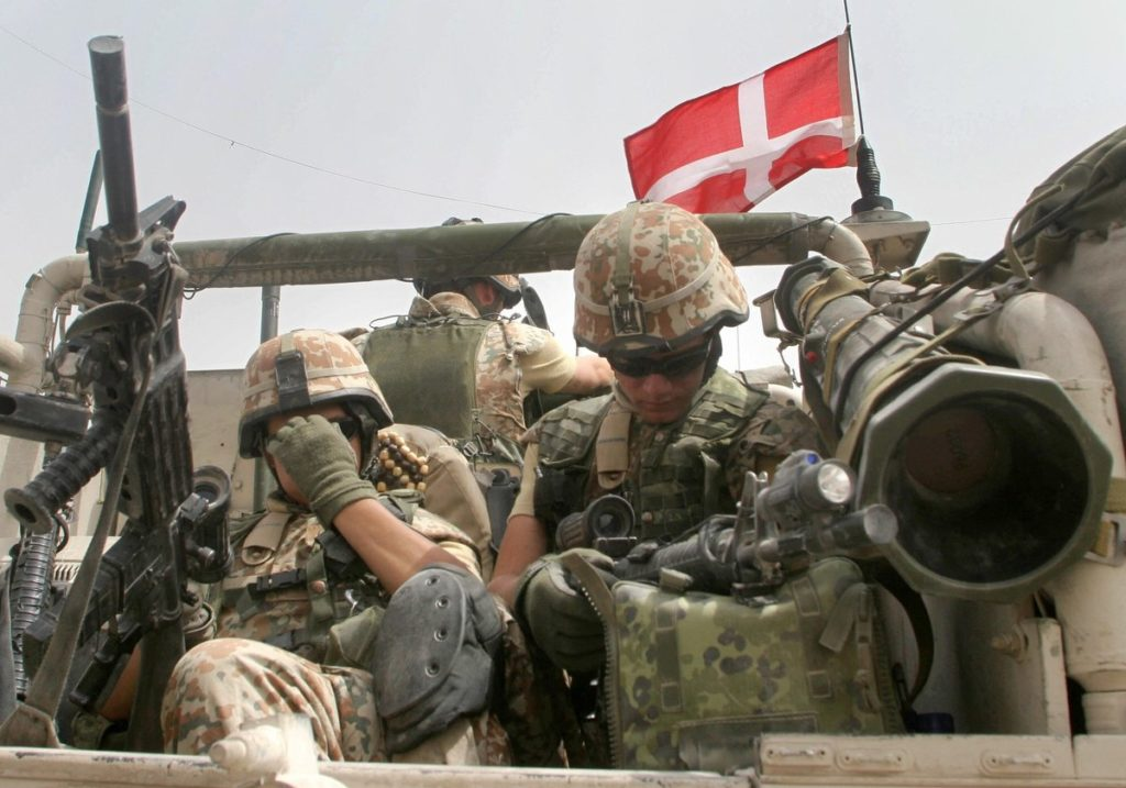 Denmark To Withdraw Its Special Forces From Iraq As ISIS Has 'No Control Over Large Area'