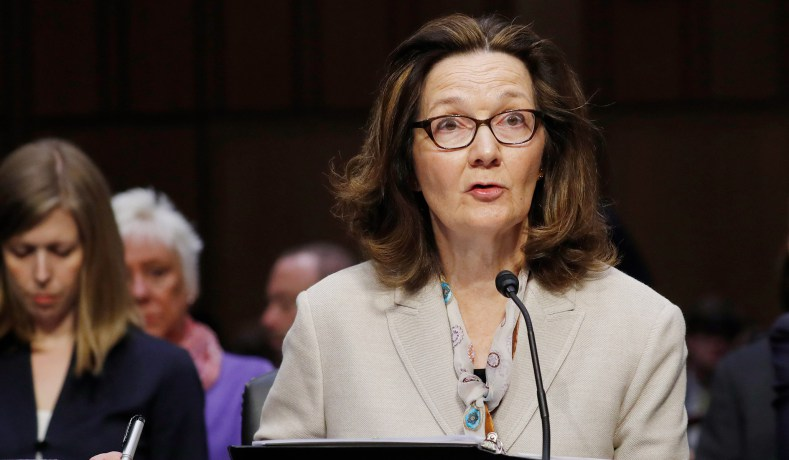 Seante Approves Torturer Gina Haspel As New CIA Director