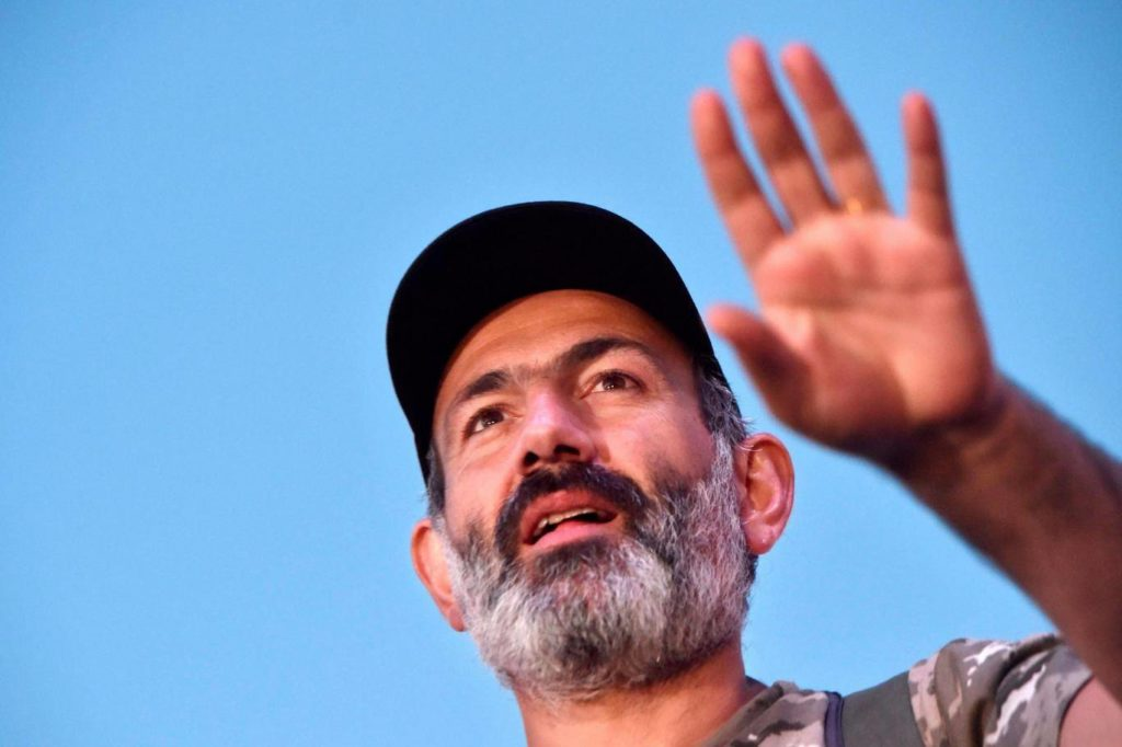 Armenia Crisis: Opposition Leader Struggles To Become Prime Minister