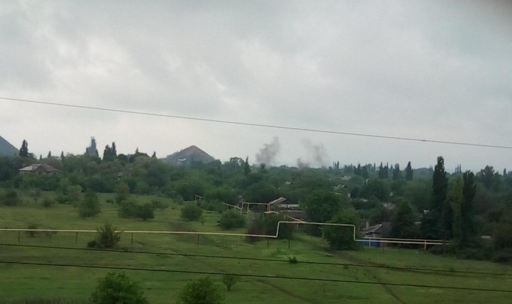 Fierce Clashes Between Kiev Forces And DPR Erupt In Eastern Ukraine (Videos, Photos)