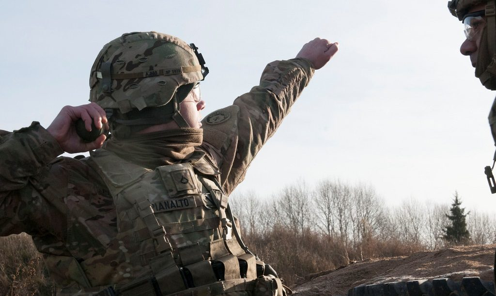 The Baltic States Ask the US for a Bigger Military Presence on Their Soil