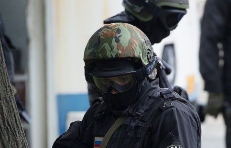 Russia's FSB Cracks Down Extremist Group Affiliated To Mejlis In Crimea