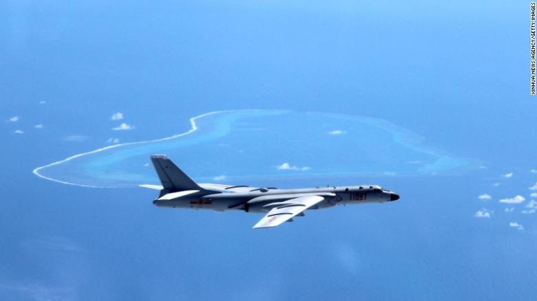"China Justifies Strategic Bombers Drills In South China Sea, US-China Trade War ""On Hold"""