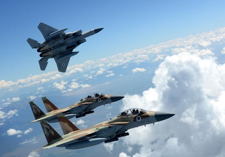 Israeli Jets Strike Gaza Destroying Boat Preparing To Meet Aid Flotilla - Reports