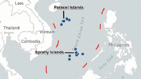 China Deploys Anti-Ship Cruise Missiles And Surface-To-Air Missiles On Spratly Islands In South China Sea