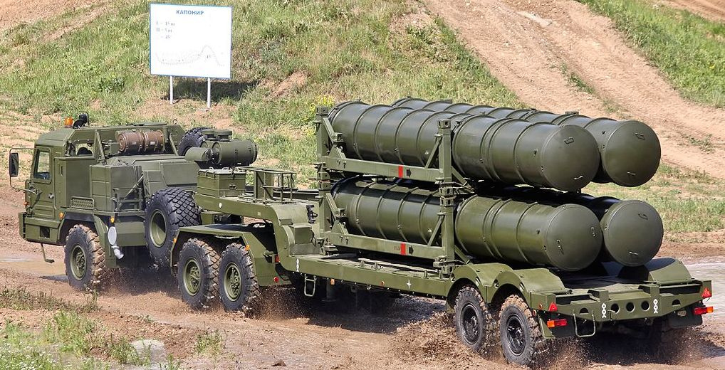 """Russia Conducted """"the World's Longest"""" Surface-To-Air Missile Test - Media"""