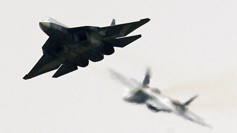 Russian Su-57 Fifth-Gen Fighter Struck Militants In Syria With Cruise Missiles: Defense Minister