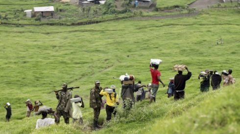 Congo Seeks To Renew Military Cooperation Agreement With Russia
