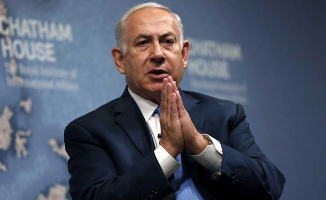 Israeli Prime Minister: Iran Should Be Denied Any Military Presence in Syria