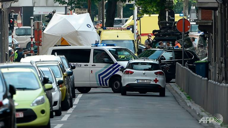 Two Police Officers And Gunman Killed In Belgium Shooting (Videos)
