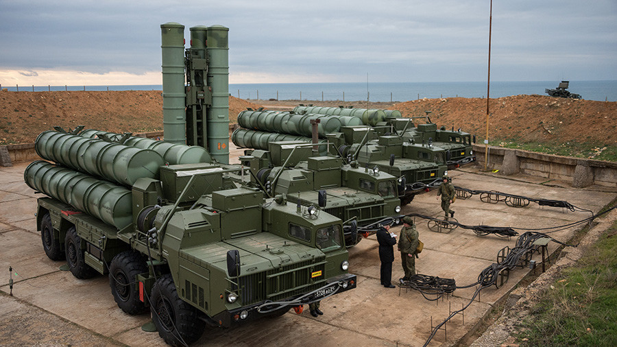 India And Russia Are About To Sign $ 6 Billion Contract On S-400 Air Defense Systems Delivery