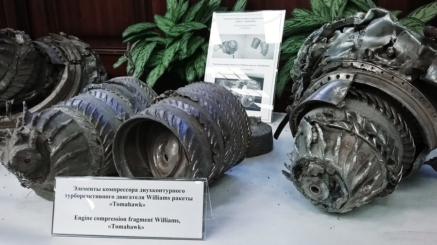 Russian Electronic Warfare Company To Upgrade Products After Studying US Tomahawks Unexploded In Syria