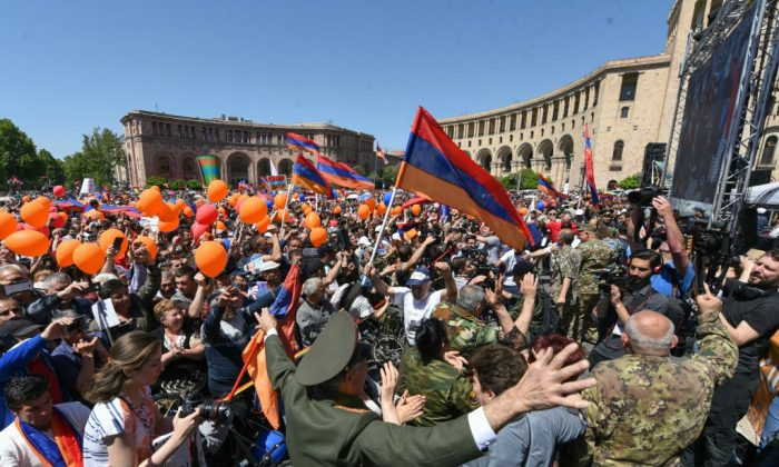 Armenia Crisis: Ruling Party Says Armenia Will Have New Prime Minister On May 8