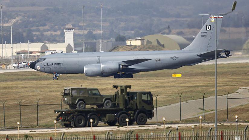 Turkey Threatens To Bar US Access To Incirlik Base If Washington Cancels F-35 Deal