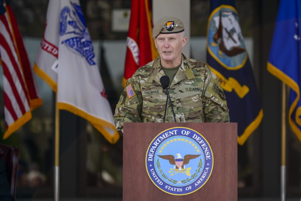 New Five-Year Plan US Special Operations Command Will Be 'Transformative'