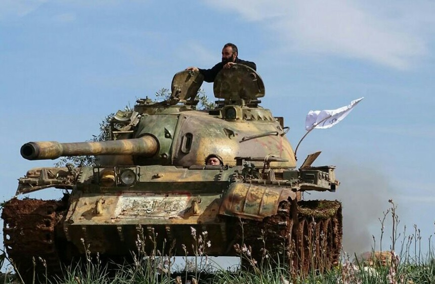 Free Syrian Army Groups In Idlib Will Unite Into Turkish-backed Force – Report