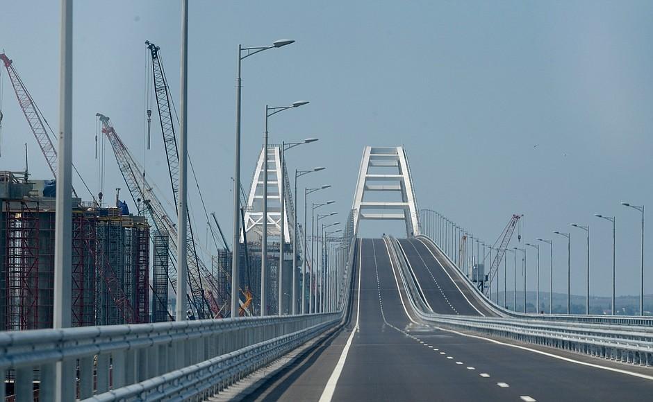 US Journalist Advises Ukraine To Bomb Bridge Between Mainland Russia And Crimea