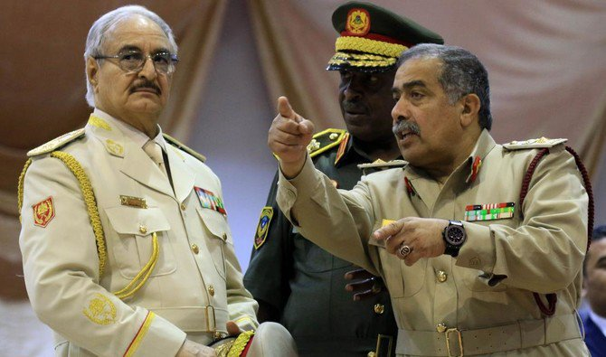 Libyan National Army Kicks Off Military Operation To Capture Derna From Militants