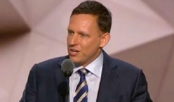 How Peter Thiel And Palantir Became Key Players In The Iran Deal