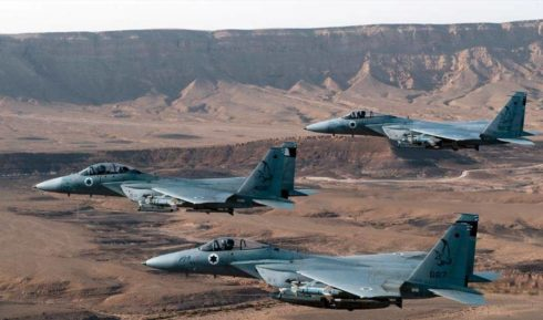 Impact and Effects of April 30 Strikes Against Syria: Winds of War Blowing Strong