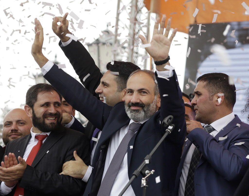 Towards Armenian Maidan?