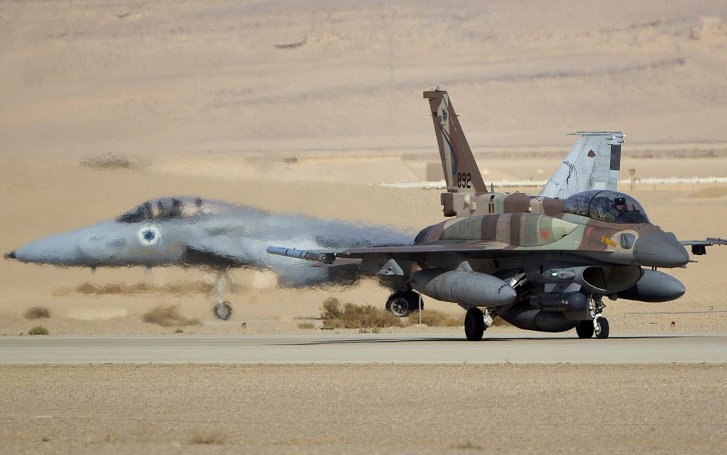 SOHR Claims 11 Iranian Servicemen Were Killed In May 10 Israeli Strikes On Syria