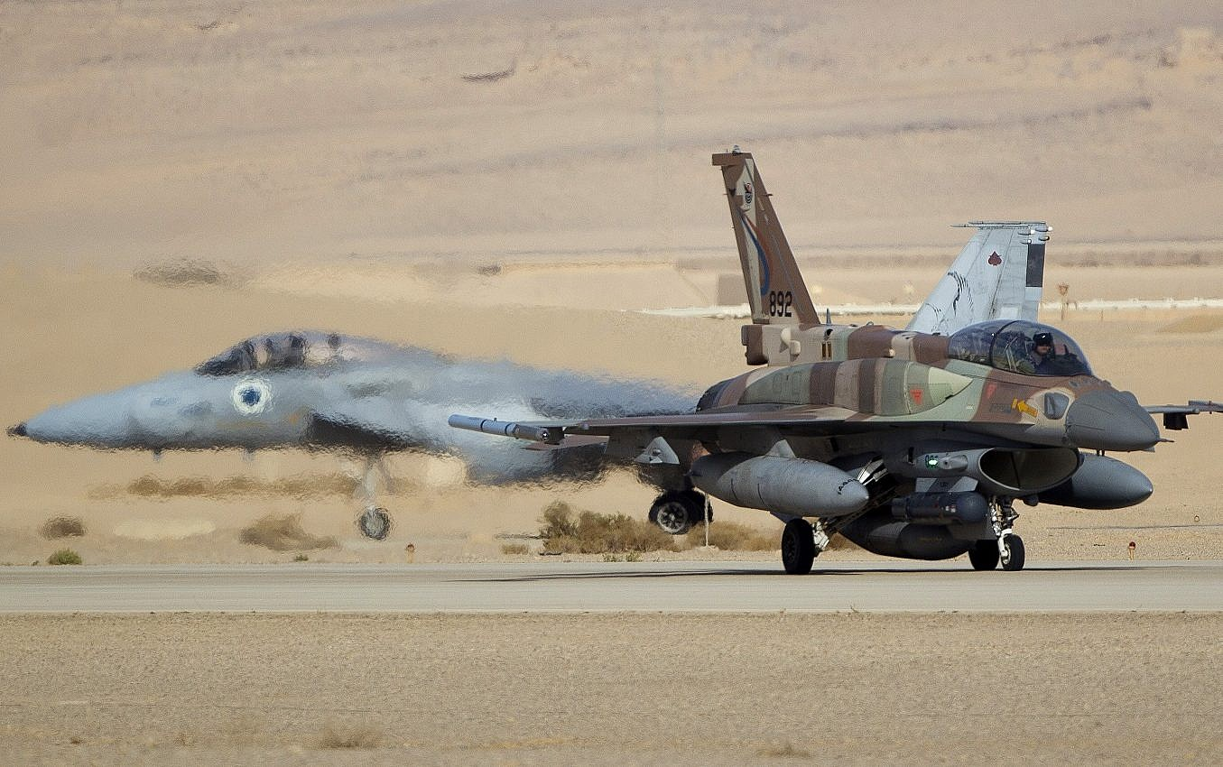Lebanese Drone Infiltrates Israel Airspace, IAF Scrambles Jets