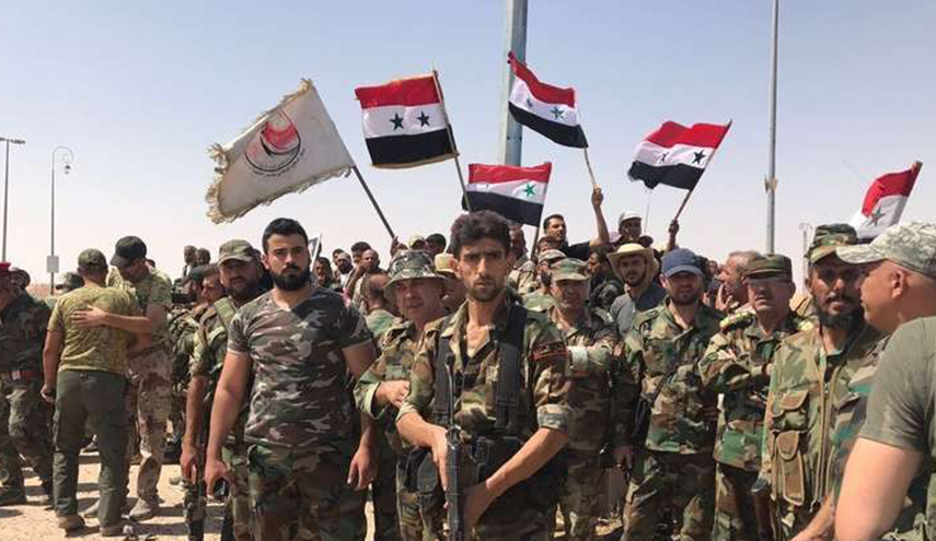 4,000 Locals Of Eastern Ghouta Joined Syrian Army