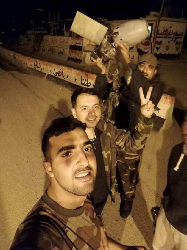 Summing Up Facts And Versions: Israel-Syria(Iran) Escalation Last Night