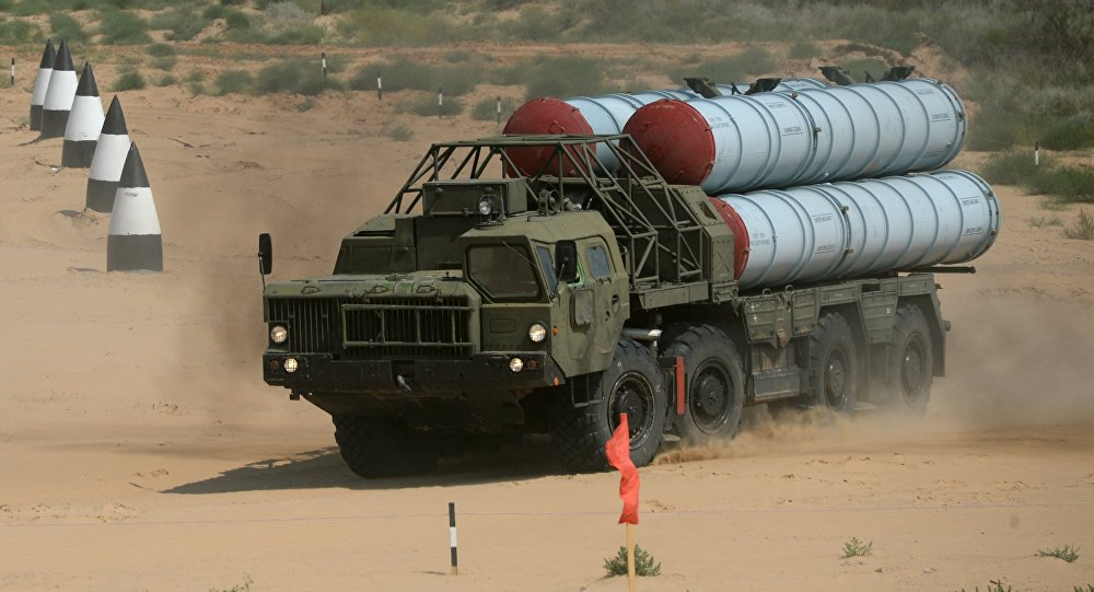 Russia Is Not Supplying S-300 Air Defense Systems To Syria