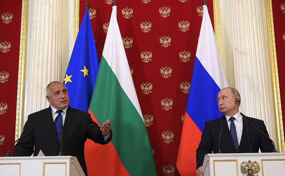 Bulgaria And Russia Discuss Extension Of Turkish Stream And Cooperation In Nuclear Power
