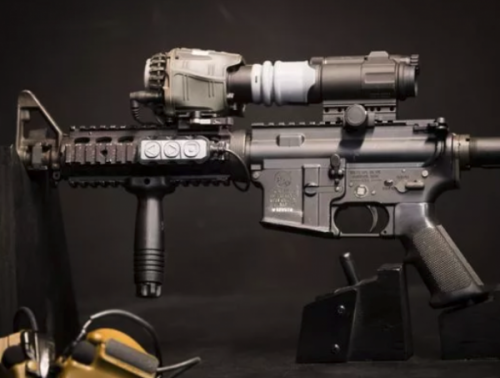 US Army's New Weapon: Special Goggles Allow Soldiers To Shoot Around Corners