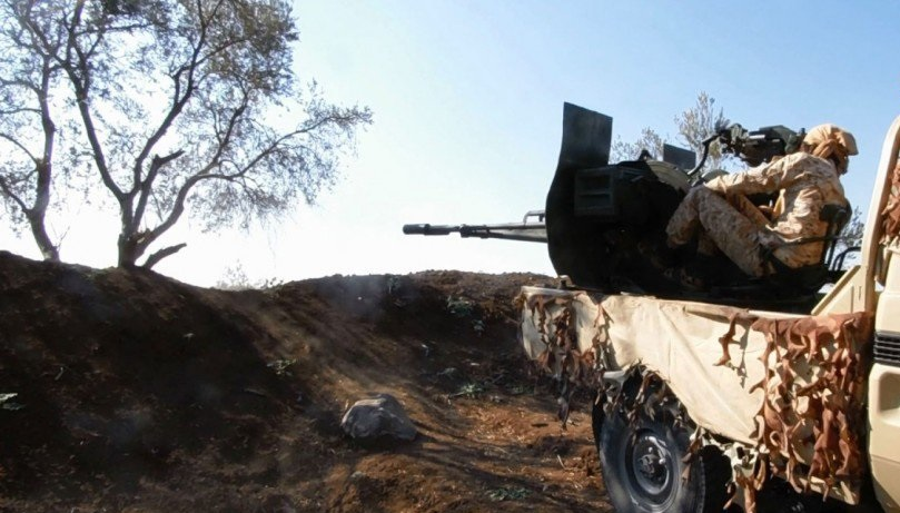 ISIS Repels Large Attack Of FSA In Southern Syria
