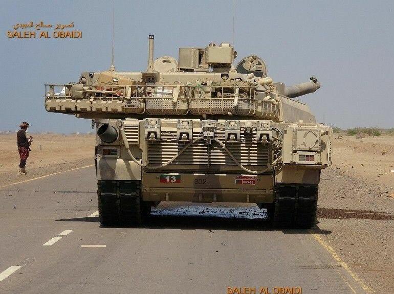 Leclerc MBT: Yemen Testing Ground