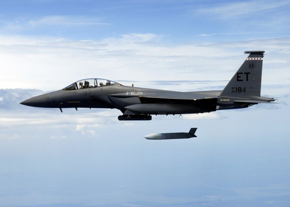 Combat Debut of Joint Air-to-Surface Stand-off Missile: Did U.S. Air Force Lose High Tech Missile in Syria?