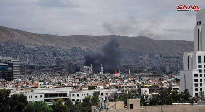 At Least 2 Civilians Killed, 14 Injured In Car Bomb Attack In Damascus