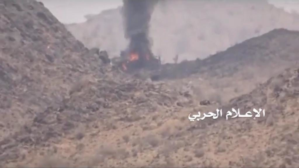 Saudi-led Coalition's Deliveries Of Armoured Vehicles To Its Allies In Yemen