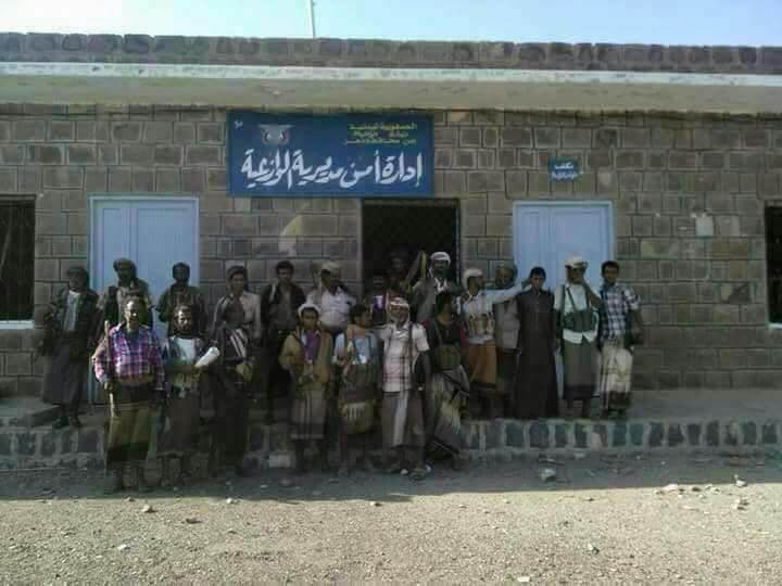 Houthis Withdrew From Another District In Taiz Province (Photos)