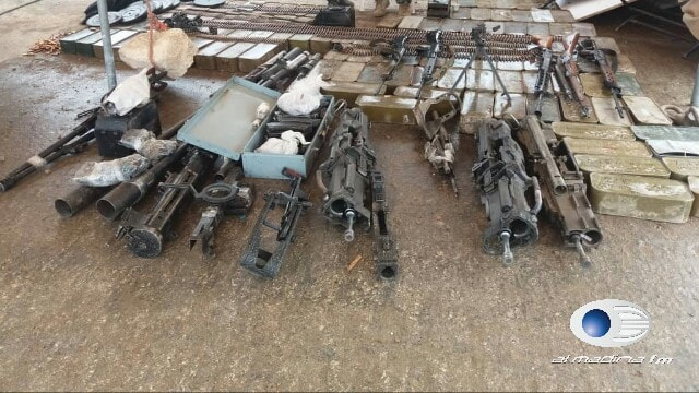 Another Batch Of Militants Leaves Northern Homs. Syrian Army Foils Attempt To Smuggle Weapons (Photos)