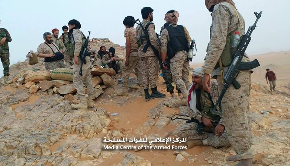 Saudi-led Coalition Captures New Positions In Northern Yemen (Video)