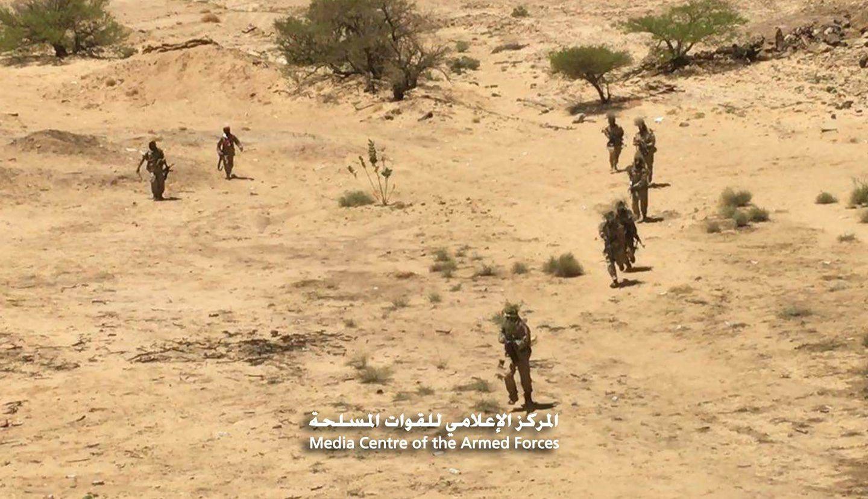 Saudi-led Coalition Resumes Its Advance Along Western Yemeni Coast