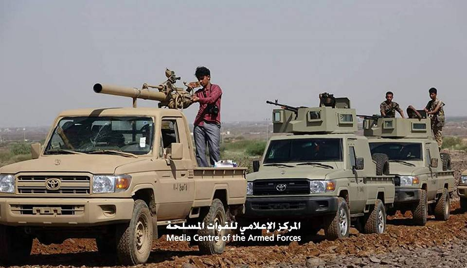 Saudi-led Coalition Targets Houthis' Reinforcements And Prepares To Storm Al-Hudaydah