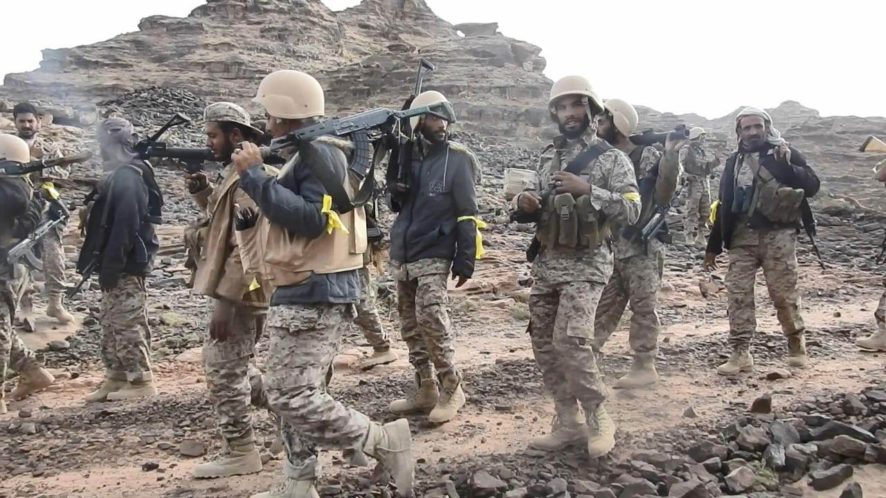 Saudi-Led Coalition Captures Key Region And Several Areas In Northern Yemen (Photos)