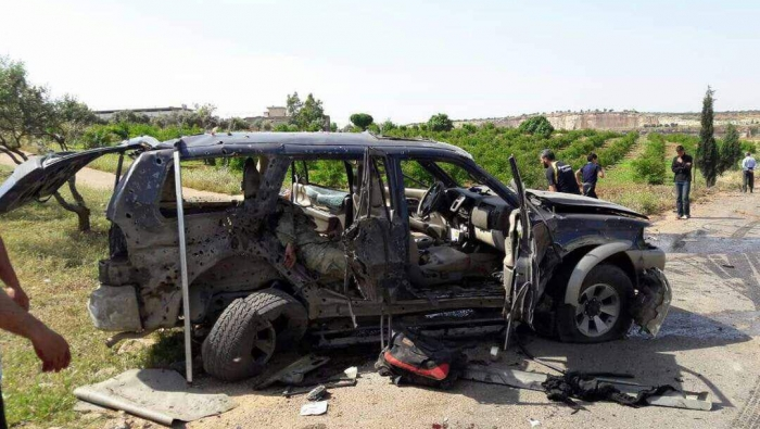 New Wave Of Assassinations In Idlib Governorate