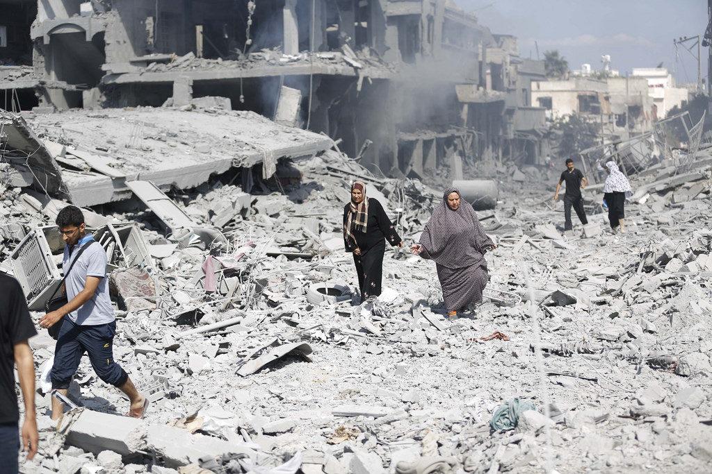 Gaza Massacre Exposes Western Hypocrisy on Russia's 'Annexation' of Crimea