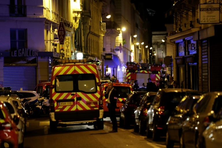 Stabbing Attack In Paris: What Is Known So Far