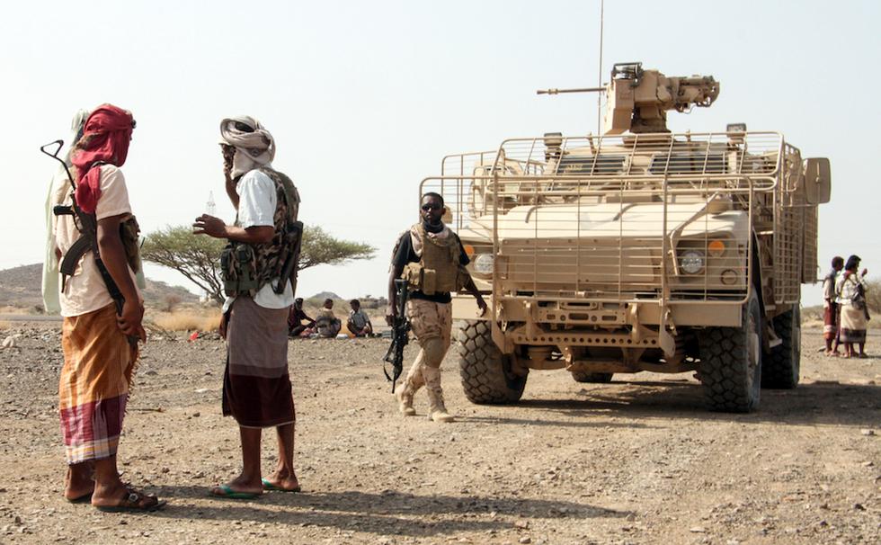 Saudi-led Coalition Prepares For Large Operation In Northwestern Yemen