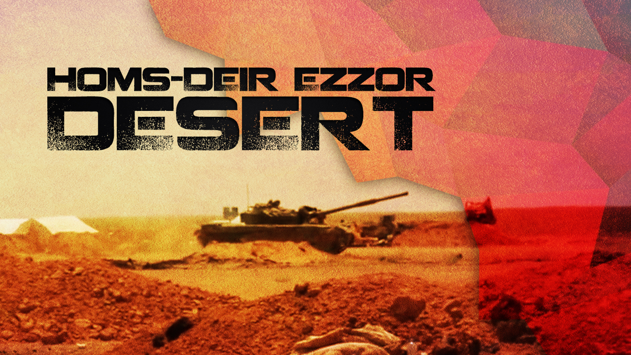 Syrian Army Secures 2,000km2 In Western Deir Ezzor